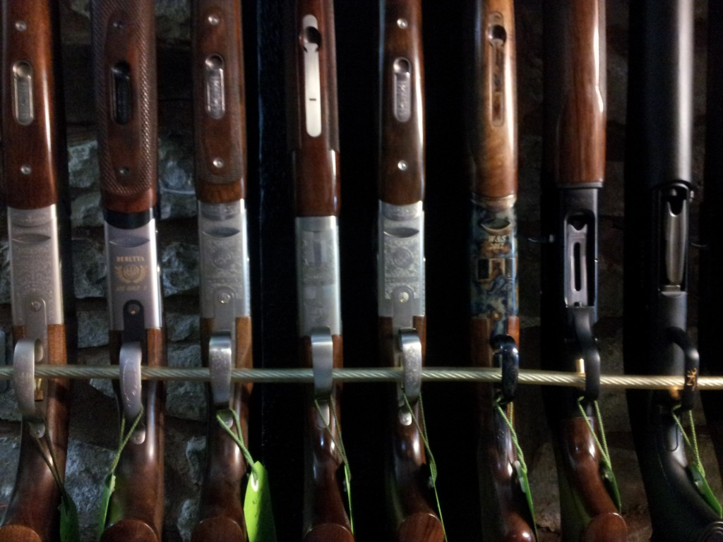 Shotguns at N J Guns