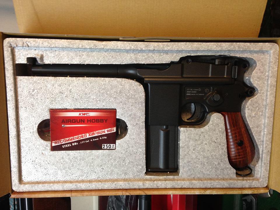 Air Pistol 2